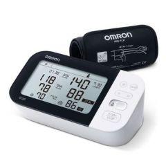 מד לחץ דם המשדר בבלוטות' נתונים לאפליקציות הבריאות של אומרון 22-42 ס