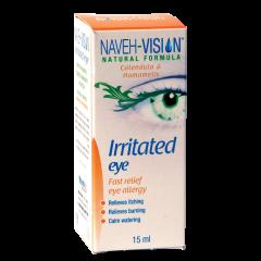 נווה פארמה NAVEH VISION IRRIT EYE 15ML - אלרגיה