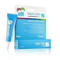 קלו-קוט ג'ל סיליקון למניעה וטיפול בצלקות - גם לילדים - Kelo-cote