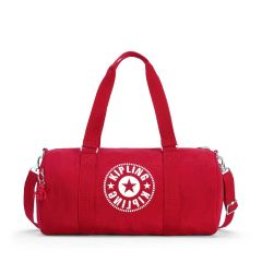 תיק ספורט קיפלינג 18 ליטר Kipling ONALO - LIVELY RED אדום תוסס
