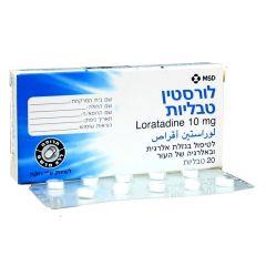 לורסטין LORASTINE 20 TABS