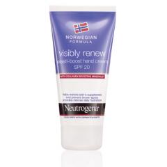 קרם ידיים Neutrogena visibly renew