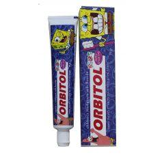 שחת שיניים לילדים בטעם מיץ ענבים אורביטול ORBITOL