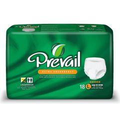 תחתונים לבריחת שתן 18 יחידות Prevail