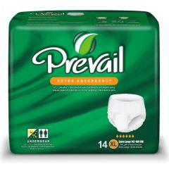 תחתונים לבריחת שתן 14 יחידות Prevail XL