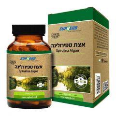 סופהרב ספירולינה 600mg SupHerb