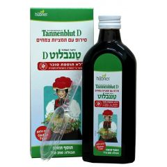 טננבלוט סירופ 250 Tannenblut Syrop D