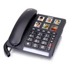 טלפון מוגבר עם לחצני תמונות SWITEL TF 540