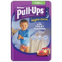 חיתולי גמילה לילה לבנים M האגיס Pull Ups