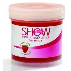 שעווה בניחוח תות SHOW