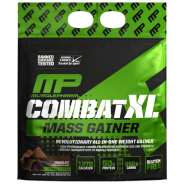 "אבקת גיינר קומבט 5.4 ק""ג XL וניל MusclePharm"